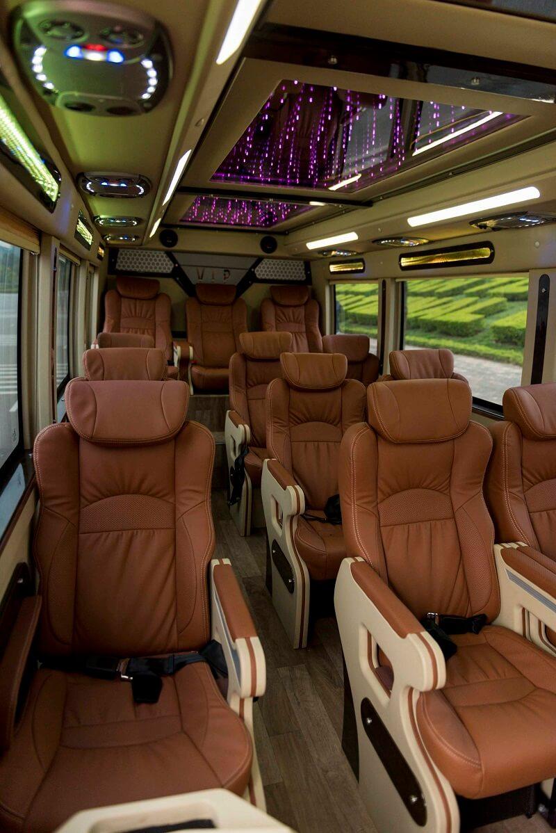 Dịch vụ cho thuê xe Limousine chuyên nghiệp