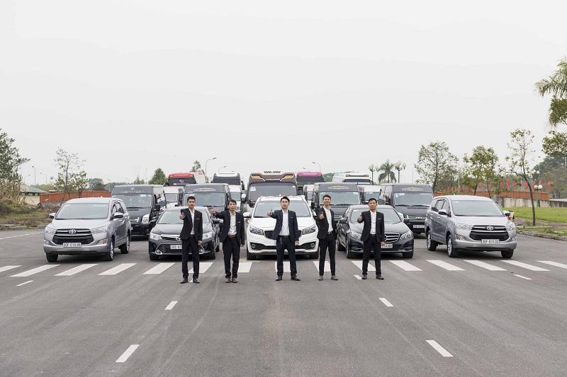 Dịch vụ thuê xe đi tỉnh tại Anh Thư