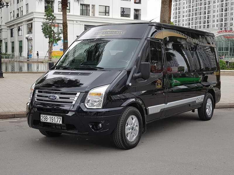 Dịch vụ cho thuê xe 10 chỗ tại Anh Thư