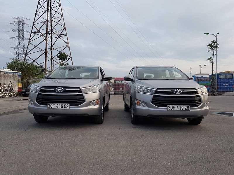 Địa chỉ thuê xe 7 chỗ uy tín tại Hà Nội